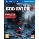 GOD EATER 2 RAGE BURST PSVITA FR NEW