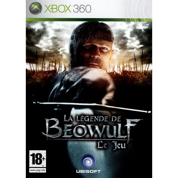 BEOWULF XBOX 360 PAL-FR OCCASION