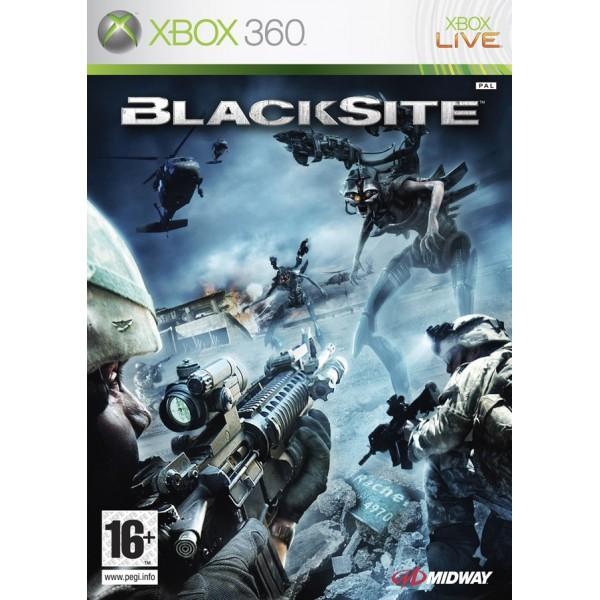 BLACKSITE XBOX 360 PAL-FR OCCASION