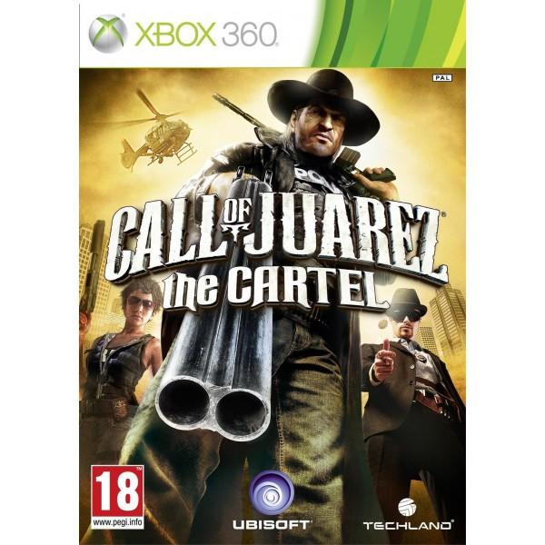 CALL OF JUAREZ : THE CARTEL XBOX 360 PAL-FR OCCASION
