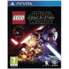 LEGO STAR WARS LE REVEIL DE LA FORCE PSVITA PAL FR OCCASION
