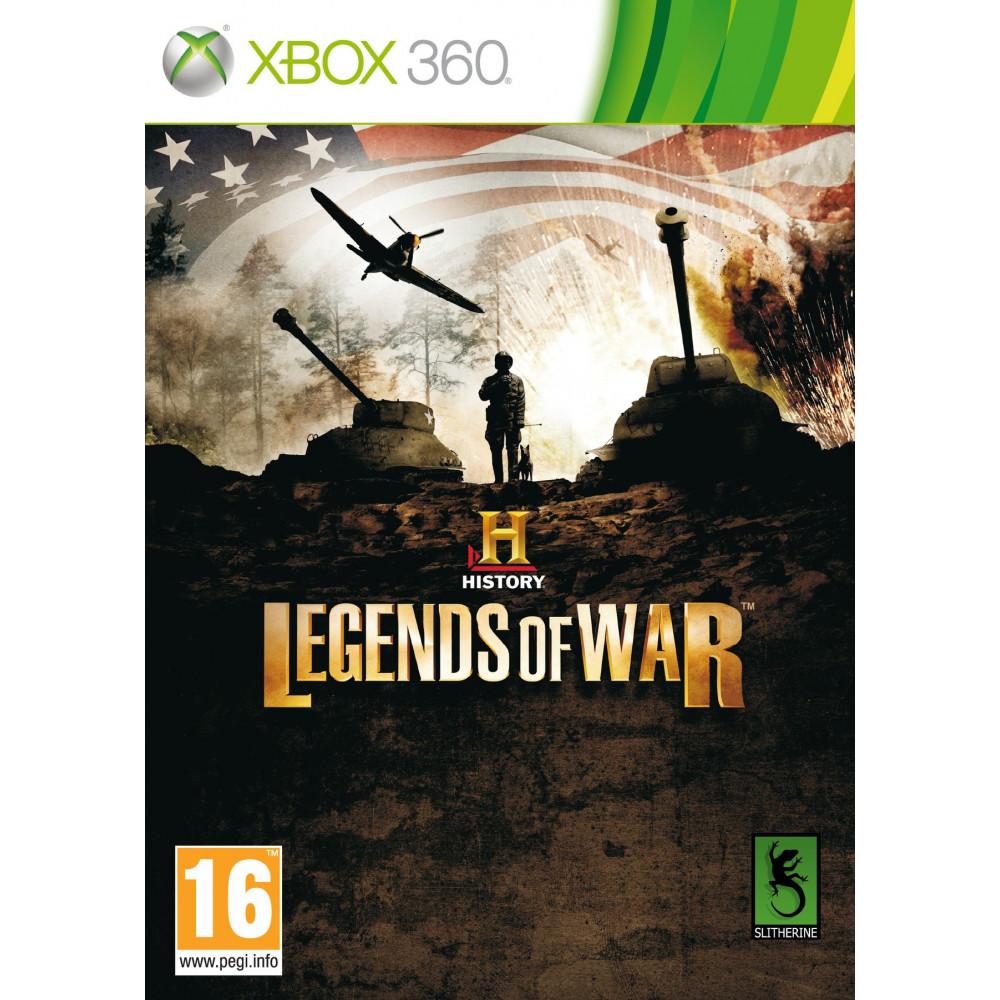LEGEND OF WAR XBOX 360 PAL-FR OCCASION