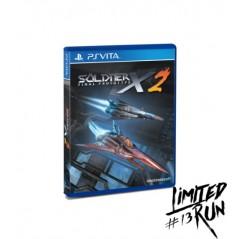 SOLDNER-X 2: FINAL PROTOTYPE PSVITA UK NEW