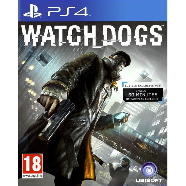 WATCH DOGS PS4 FR OCCASION
