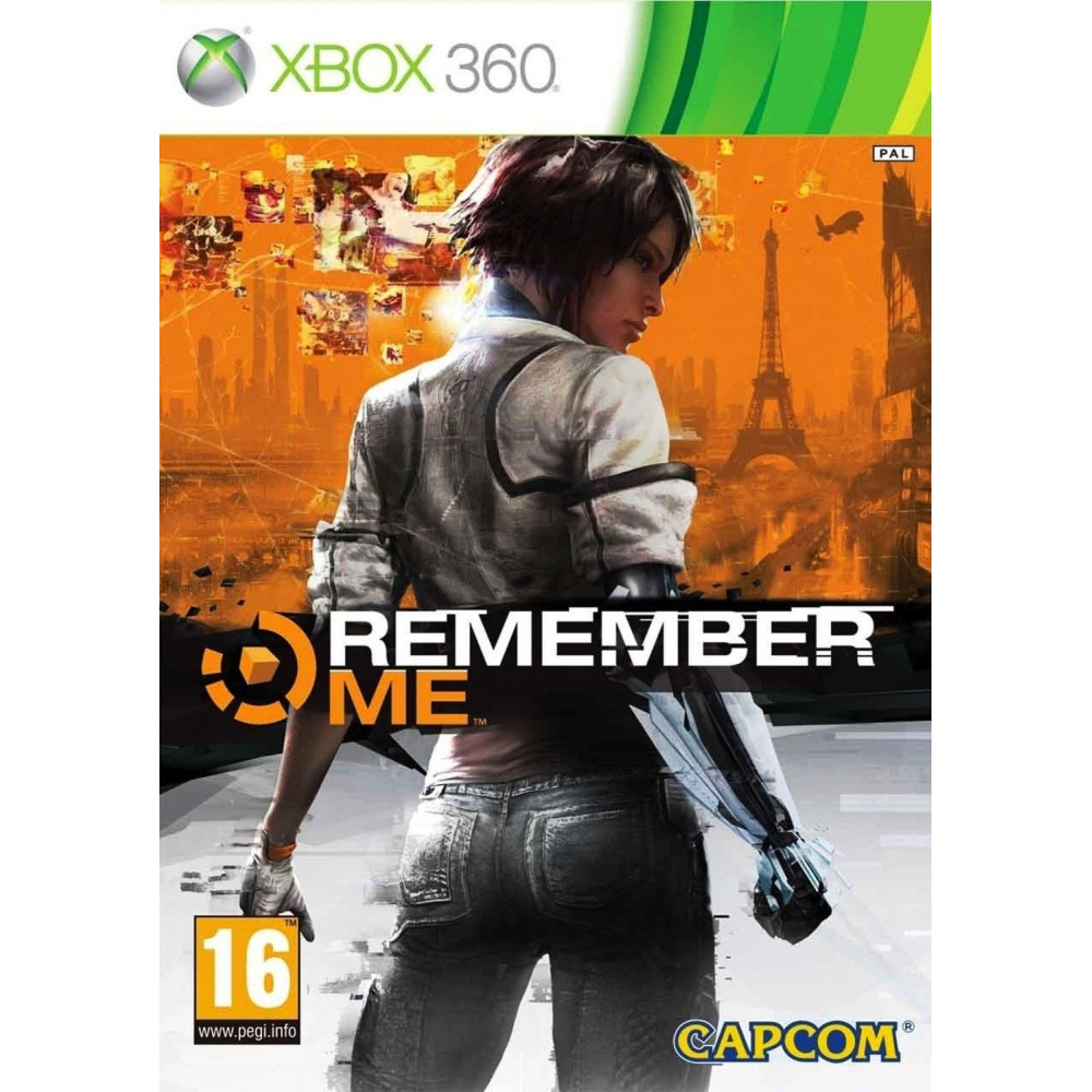 REMEMBER ME XBOX 360 PAL FR OCCASION