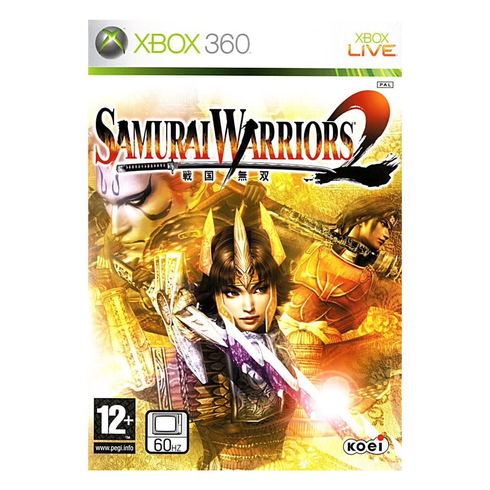 SAMURAI WARRIORS 2 XBOX 360 PAL-FR OCCASION