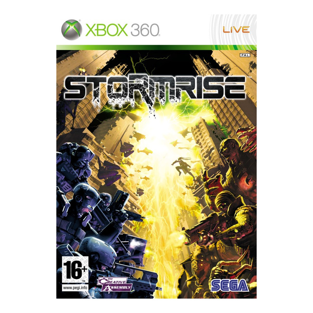 STORM RISE XBOX 360 PAL-FR OCCASION
