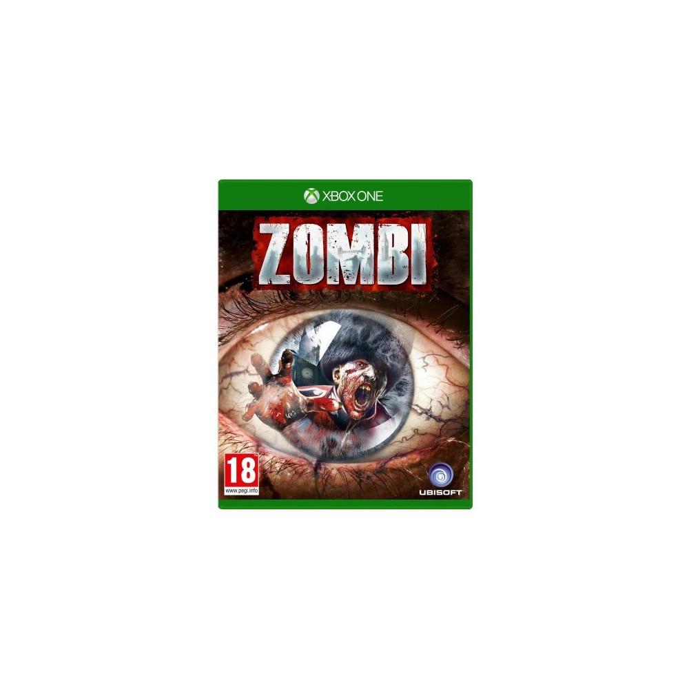 ZOMBI XBOX ONE FR OCCASION