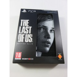 THE LAST OF US EDITION ELLIE PS3 FR OCCASION