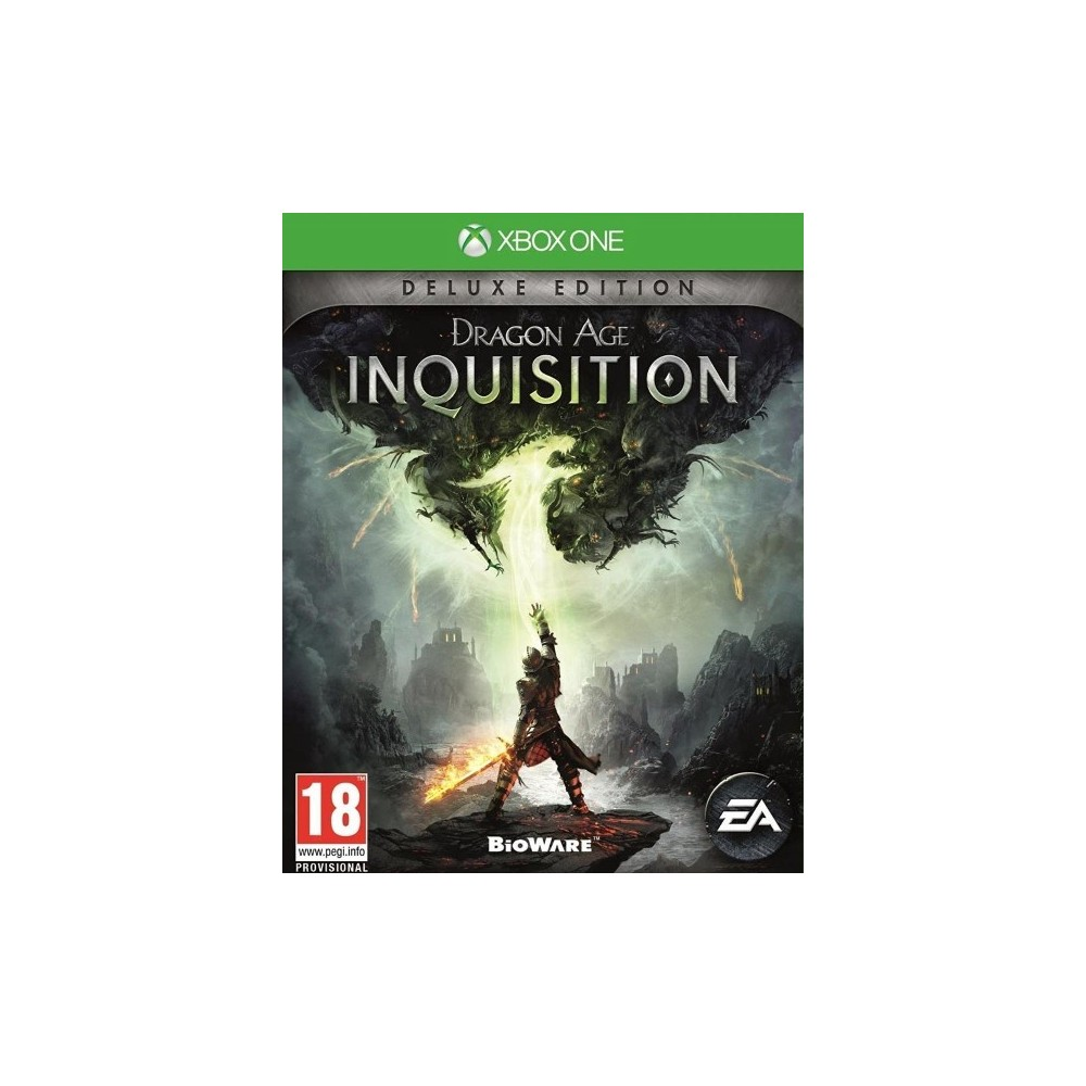 DRAGON AGE INQUISITION DELUXE EDITION XBOX ONE PAL OCC