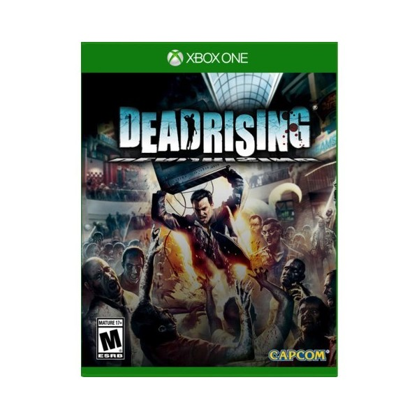 DEAD RISING XBOX ONE USA NEW