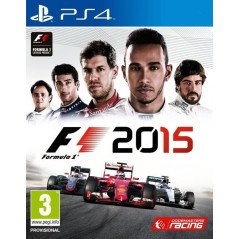 F1 2015 PS4 UK OCCASION