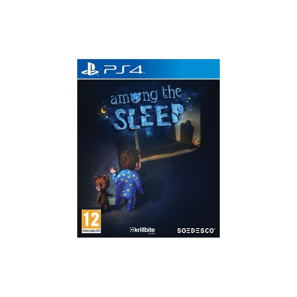 AMONG THE SLEEP PS4 UK NEW