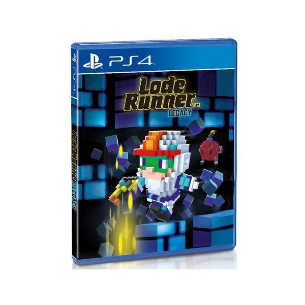 LODE RUNNER LEGACY PS4 EURO NEW