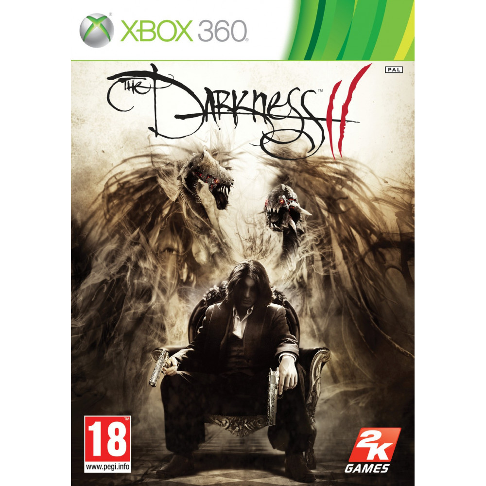 THE DARKNESS II XBOX 360 PAL-FR OCCASION