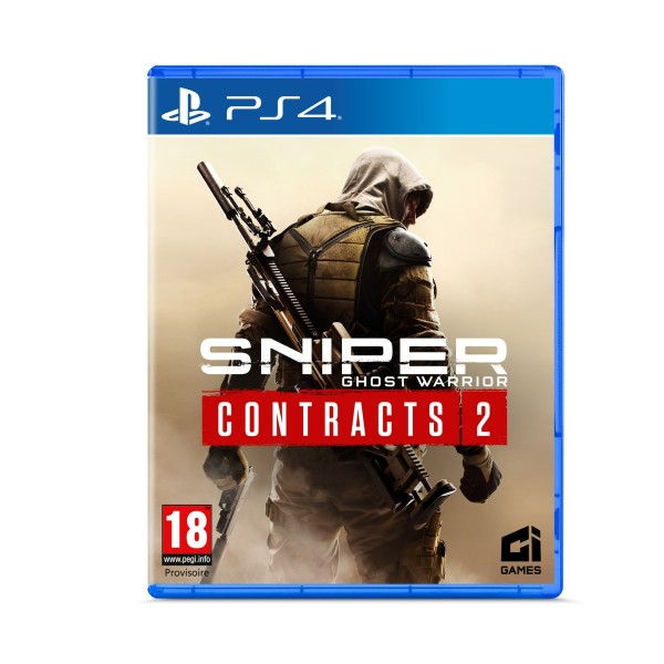 SNIPER GHOST WARRIOR CONTRACTS 2 - PS4 FR Précommande