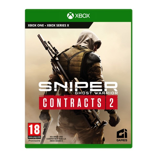 SNIPER GHOST WARRIOR CONTRACTS 2 - XBOX ONE FR Précommande