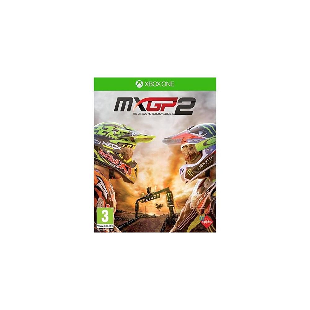 MX GP 2 XBOX ONE FR OCCASION