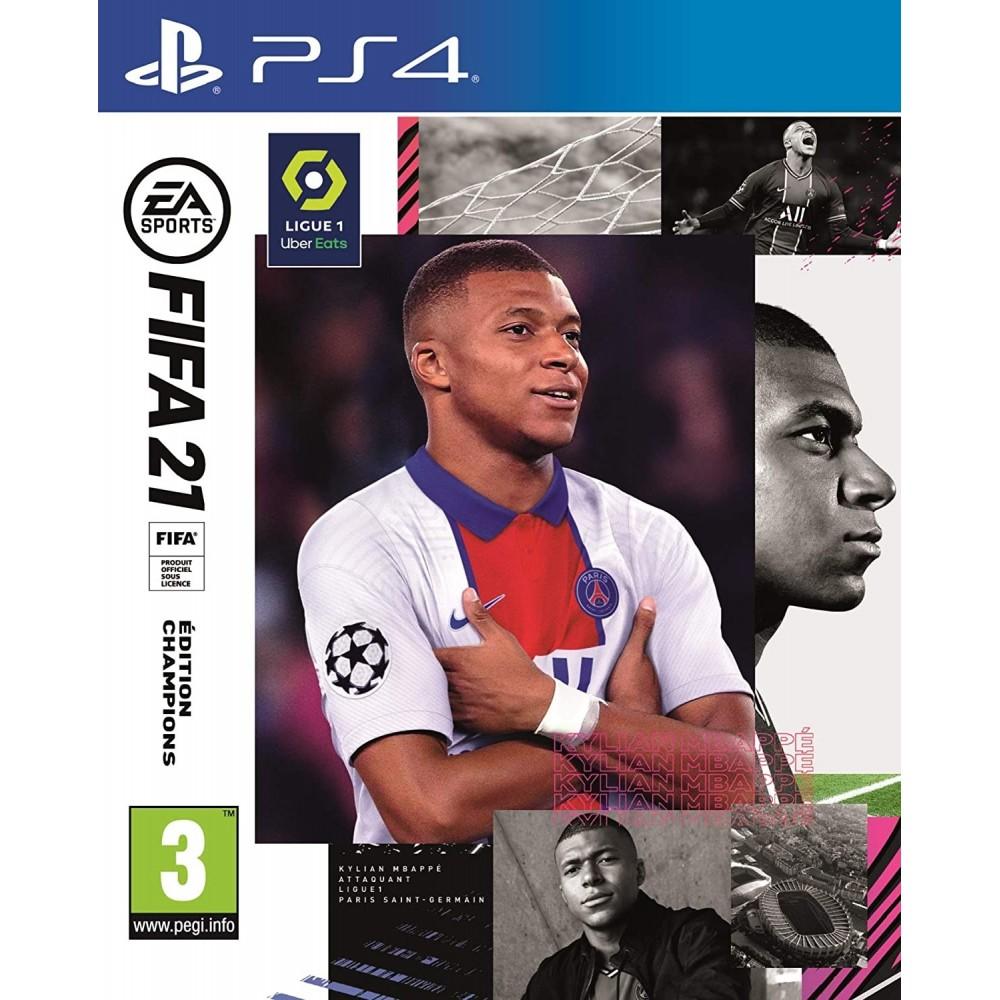 FIFA 21 CHAMPIONS EDITION PS4 UK NEW