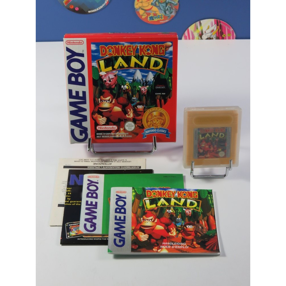 THE LEGEND OF ZELDA LINK S AWAKENING SERIE CLASSIC GAMEBOY (GB) FRA (COMPLET - GOOD CONDITION)