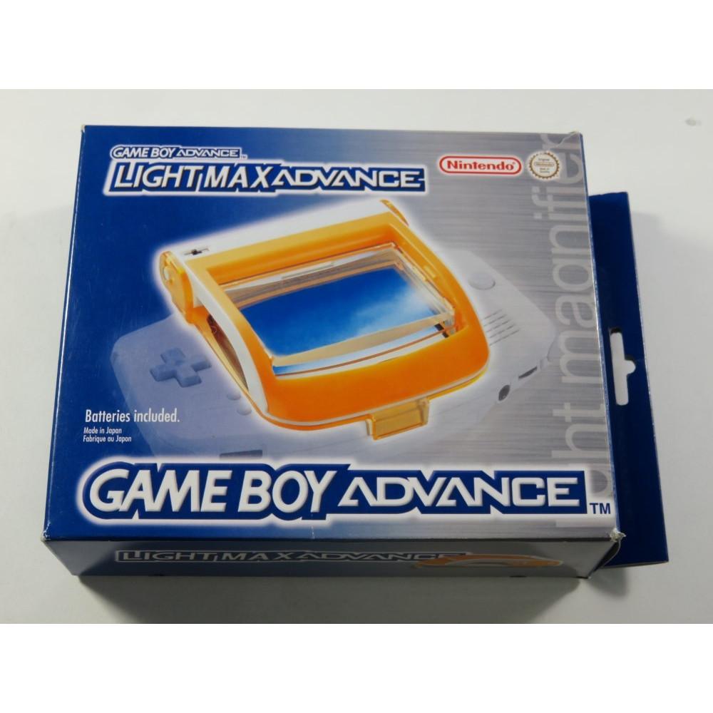 LIGHT MAX ADVANCE GAMEBOY ADVANCE (GBA) EURO NEUF - BRAND NEW (BOXED)