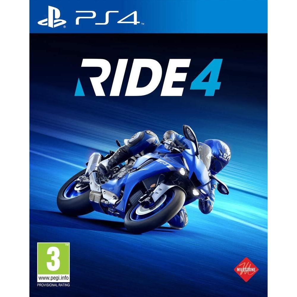 RIDE 4 - PS4 FR