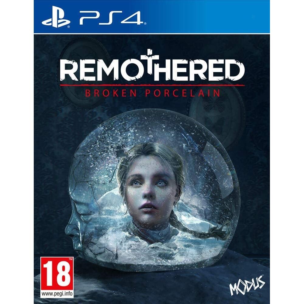 REMOTHERED BROKEN PORCELAIN PS4 FR NEW