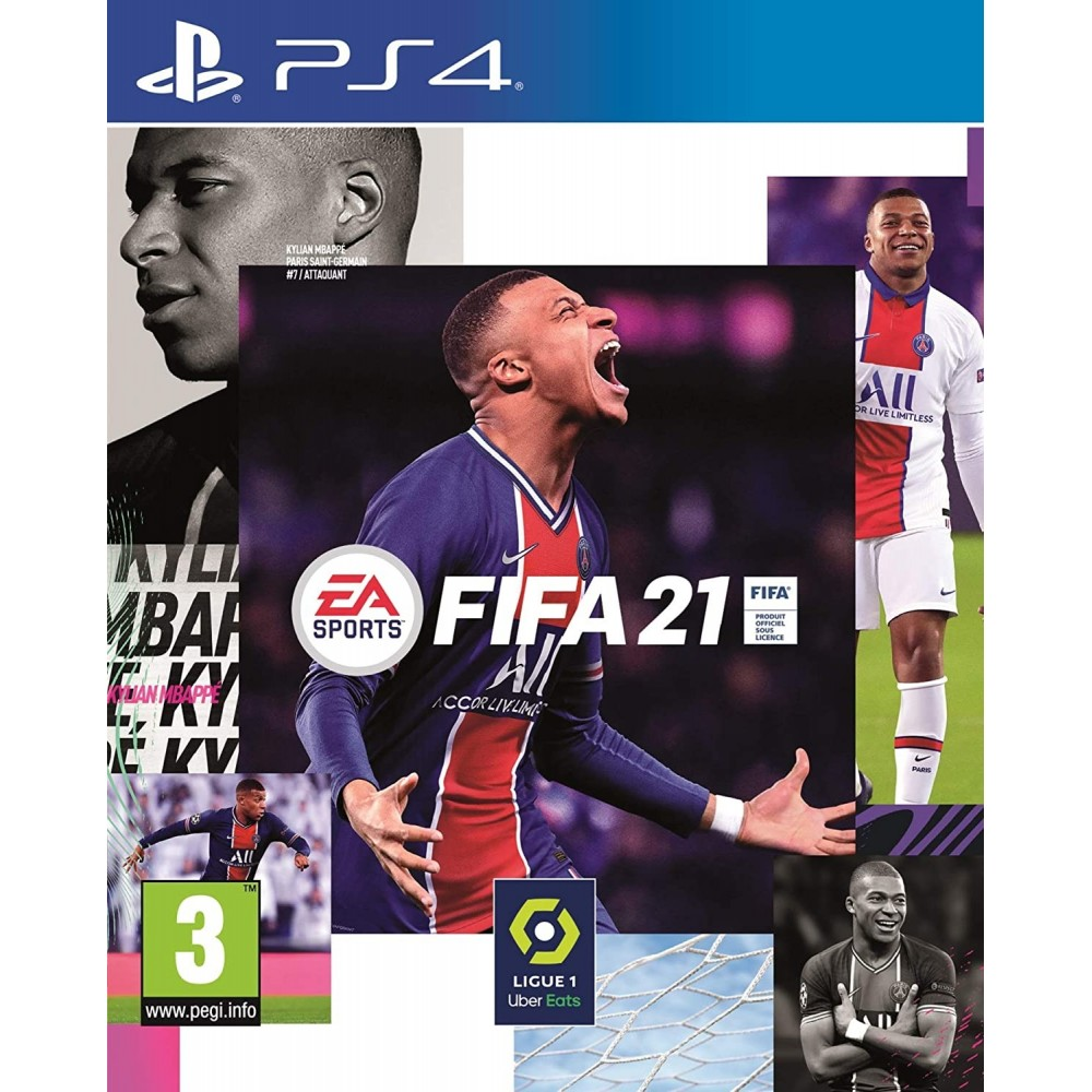 FIFA 2021 - PS4 FR