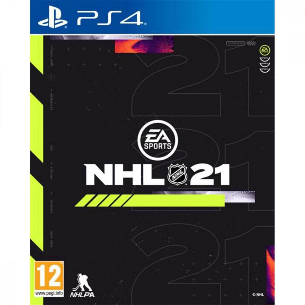 NHL 21 - PS4 FR