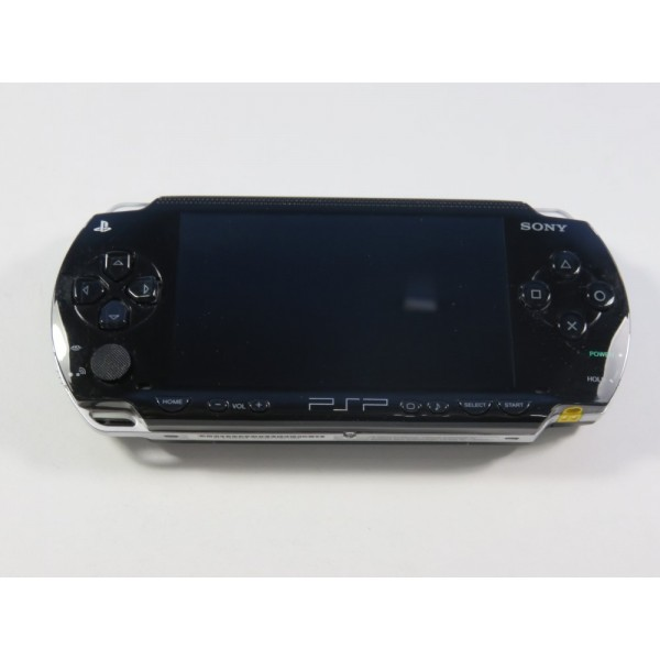 CONSOLE SONY PSP-1004 BLACK EURO (LOOSE - VERY GOOD CONDITION) (SER1AL FC1535367)