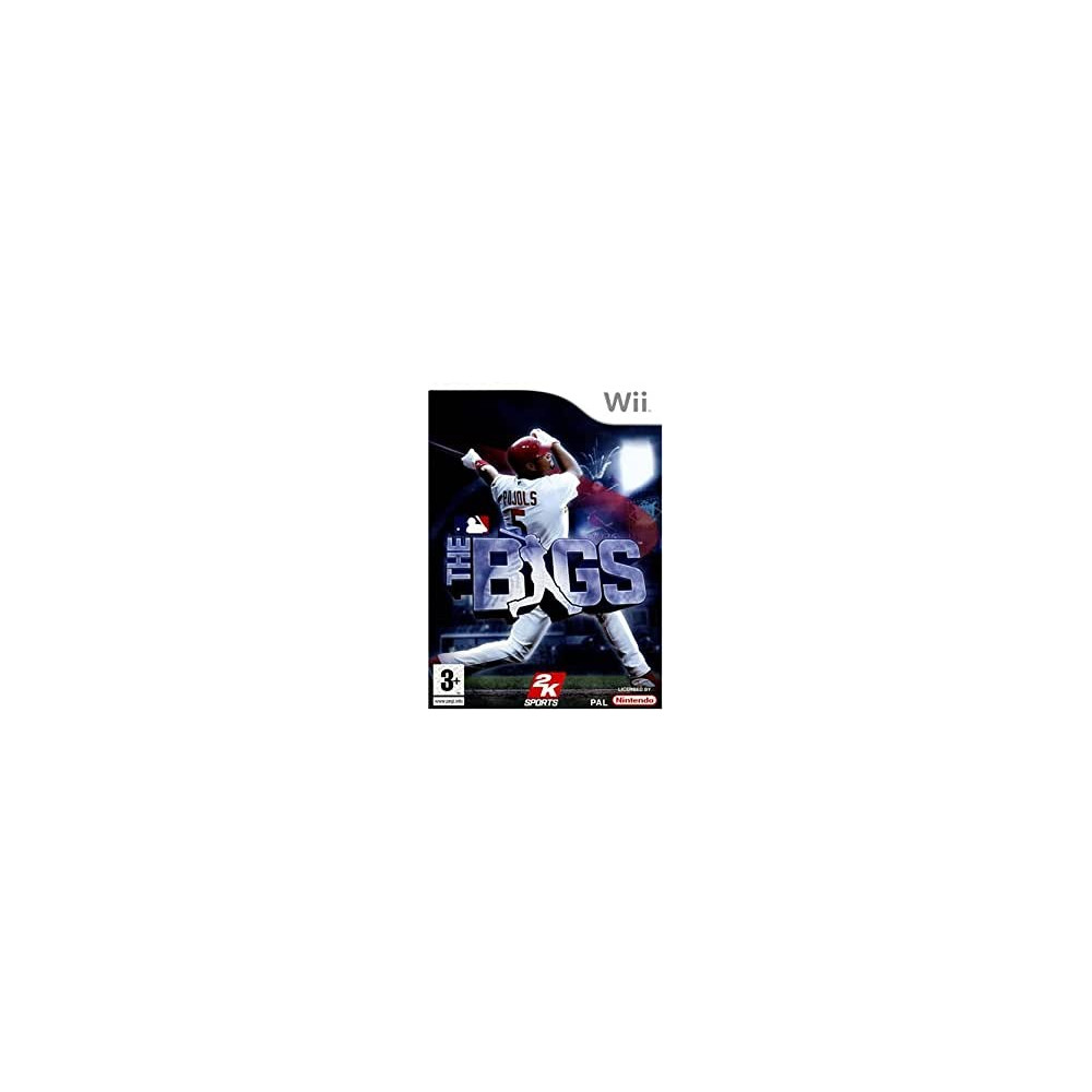 MLB: THE BIGS WII PAL-FR OCCASION