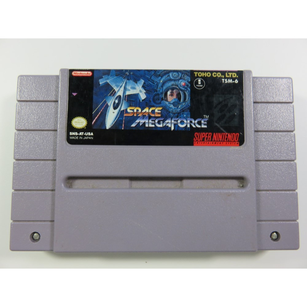 SUPER TURRICAN SNES NTSC-USA LOOSE