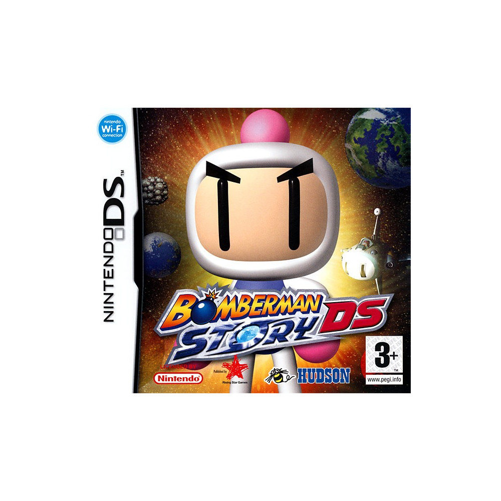 BOMBERMAN STORY NDS FRA OCCASION