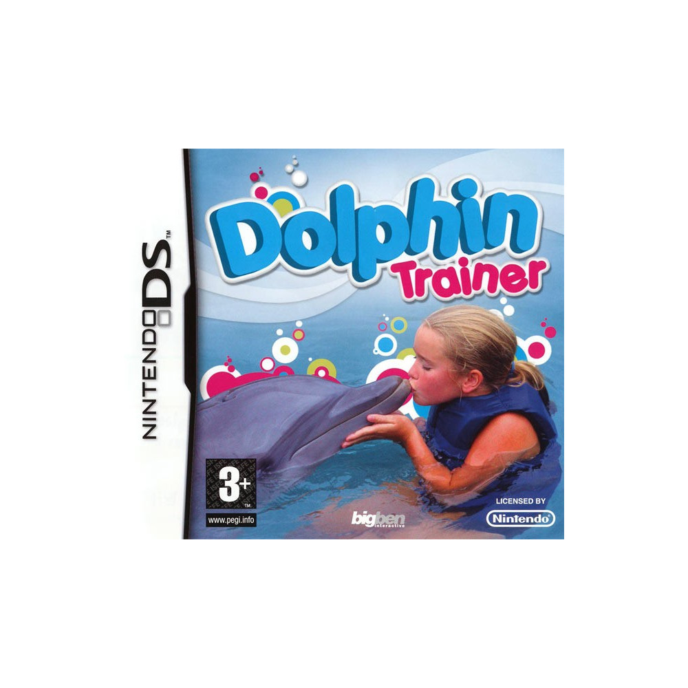 DOLPHIN TRAINER NDS FRA OCCASION