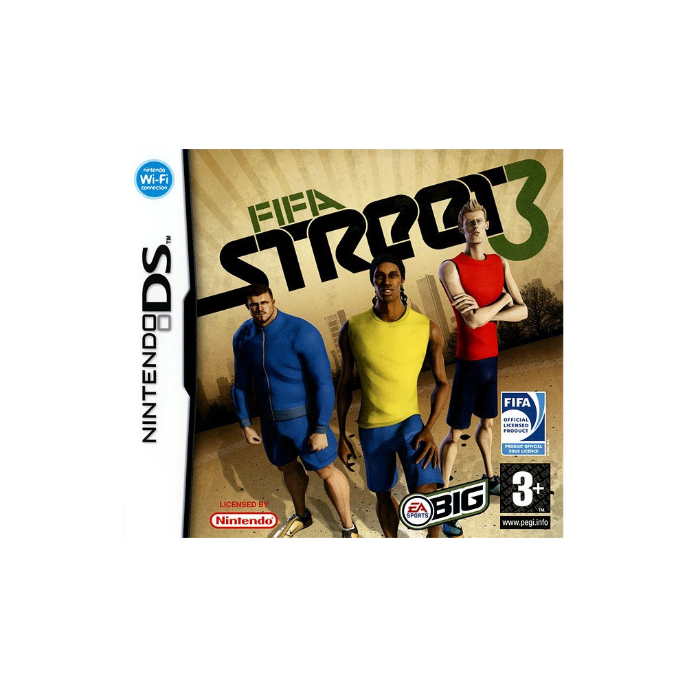 FIFA STREET 3 NDS FRA OCCASION