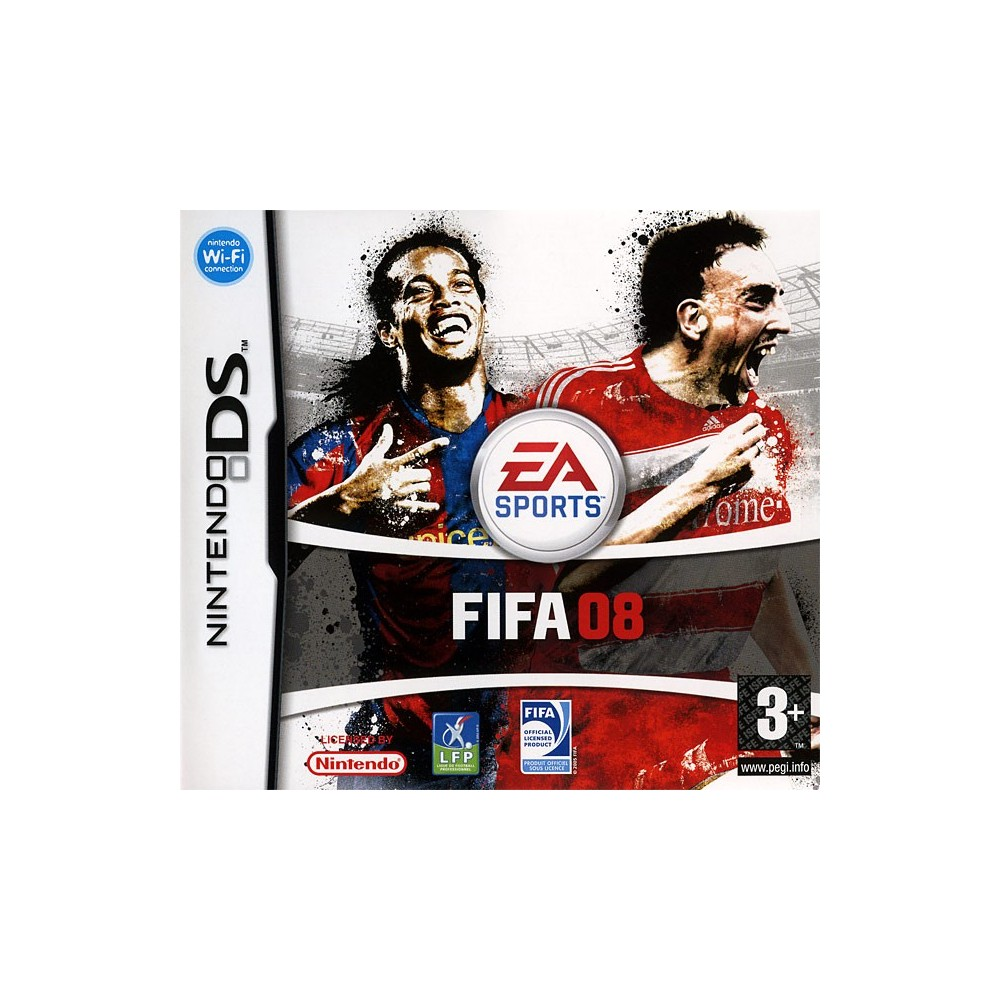 FIFA 08 NDS FR OCCASION