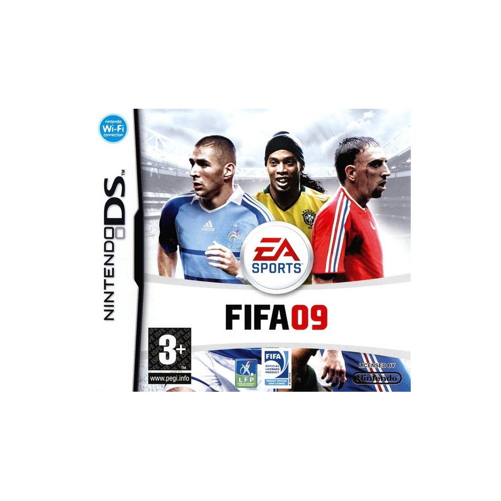 FIFA 09 NDS FR OCCASION SANS NOTICE
