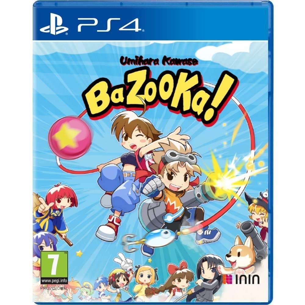 UMIHARA KAWASE BAZOOKA! PS4 FR NEW