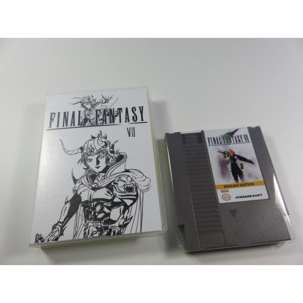 CARTMOD FINAL FANTASY VII NES OCCASION