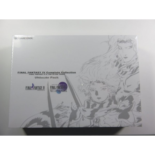 FINAL FANTASY IV COMPLETE COLLECTION ULTIMATE PACK SQUARE ENIX E-STORE BRAND NEW