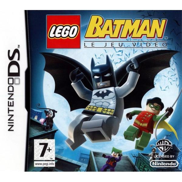 LEGO BATMAN LE JEU VIDEO NDS FR OCCASION SANS NOTICE