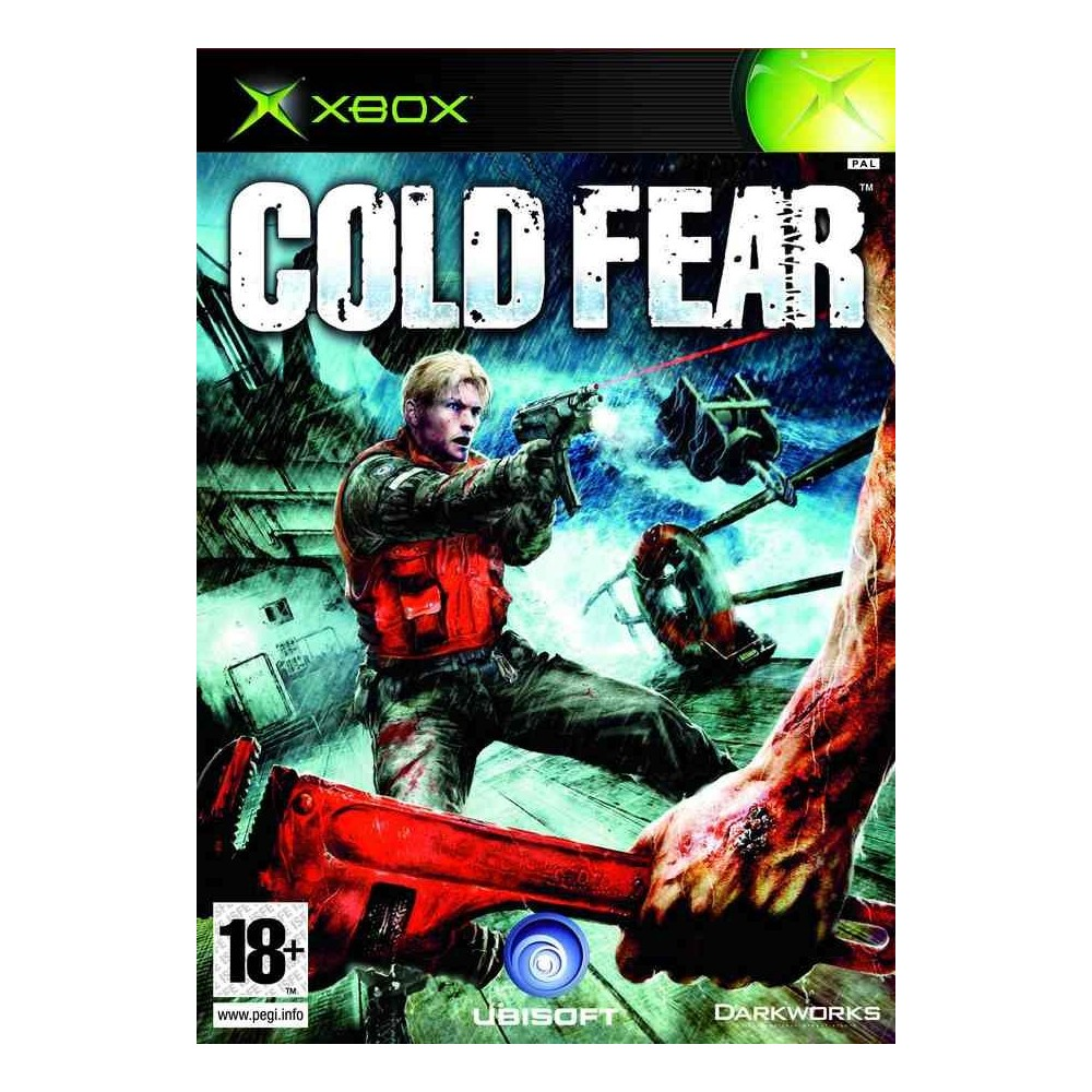 COLD FEAR XBOX PAL-FR OCCASION
