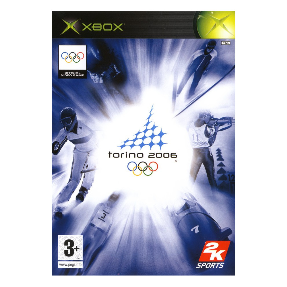 TORINO 2006 XBOX PAL-FR OCCASION