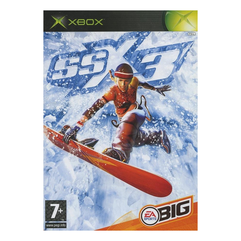 SSX 3 XBOX PAL-FR OCCASION