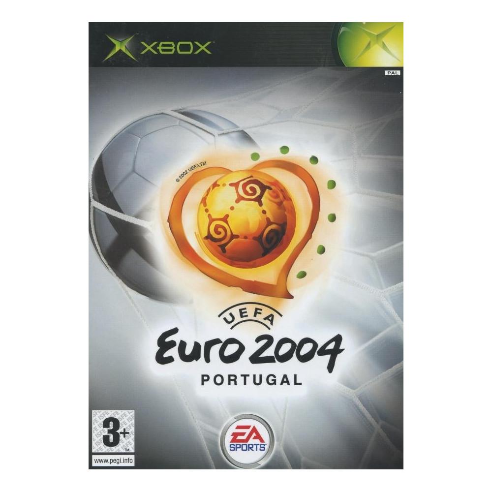 UEFA EURO 2004 XBOX PAL-FR OCCASION