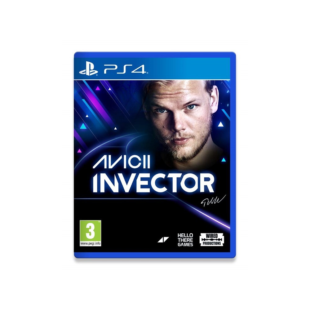AVICII INVECTOR PS4 UK OCCASION