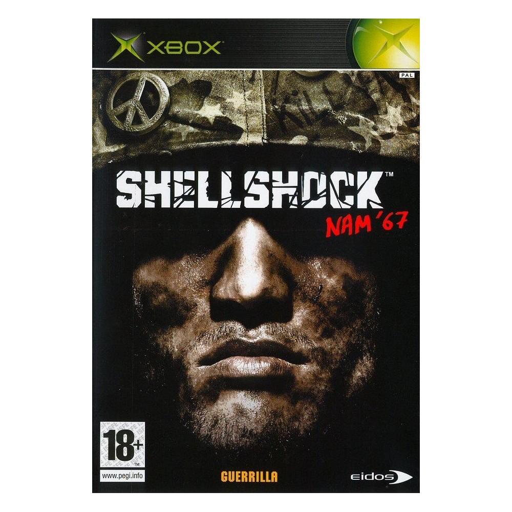SHELLSHOCK XBOX PAL-FR OCCASION