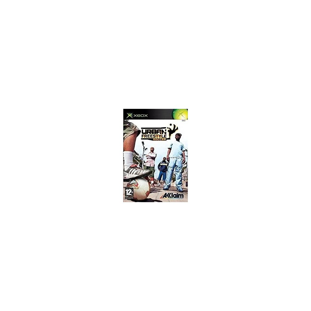 URBAN FREESTYLE XBOX PAL-EURO OCCASION