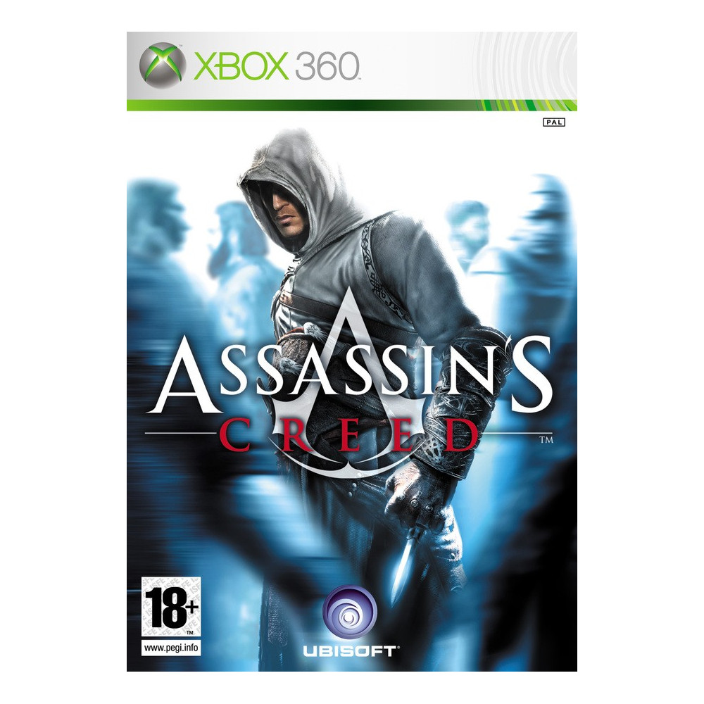 ASSASSIN S CREED CLASSICS XBOX 360 PAL-FR OCCASION