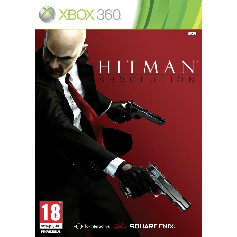 HITMAN ABSOLUTION XBOX 360 PAL-FR OCCASION